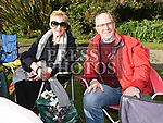 Robbie and Ann Savage at the Tredagh Singers concert at Listoke Gardens. Photo:Colin Bell/pressphotos.ie