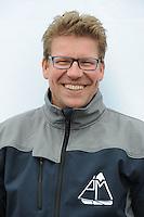 EILEN: FRYSLAN: SKS Skûtsjesilen 2014, Schipper Pieter Eldertszn. Meeter Skûtsje 'Eildert Sietez' -Akkrum, ©foto Martin de Jong