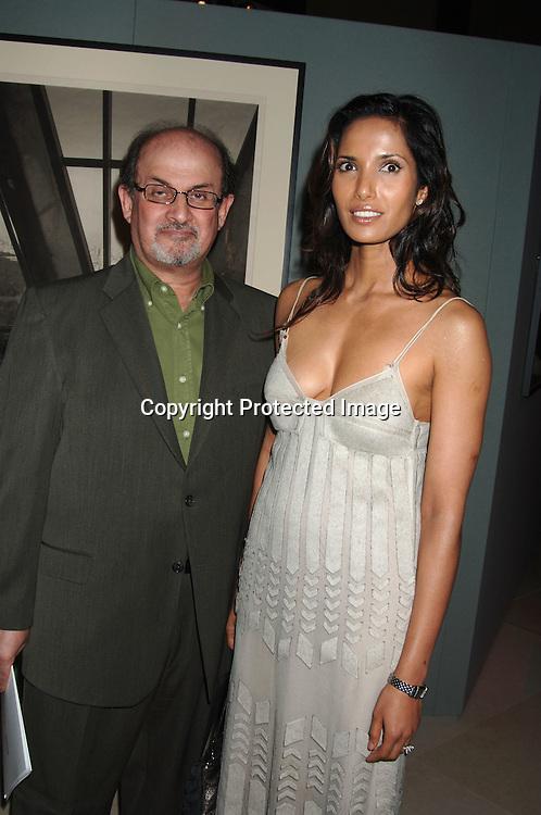 6119 Rushdie and Lakshmi.jpg | Robin Platzer/Twin Images