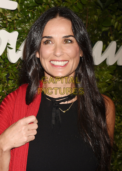 BEVERLY HILLS, CA - SEPTEMBER 09: Actress Demi Moore arrives at the Salvatore Ferragamo 100 Years In Hollywood celebration at the newly unveiled Rodeo Drive flagship Salvatore Ferragamo boutique on September 9, 2015 in Beverly Hills, California.<br /> CAP/ROT/TM<br /> &copy;TM/ROT/Capital Pictures