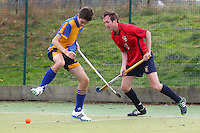 Upminster HC 3rd XI vs Brentwood HC 2nd XI 10-10-15