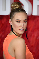 "Nicole O'Neill<br /> arriving for the ""Red Sparrow"" premiere at the Vue West End, Leicester Square, London<br /> <br /> <br /> ©Ash Knotek  D3382  19/02/2018"