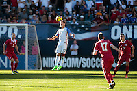 San Diego, CA - Sunday January 29, 2017: Benny Feilhaber during an international friendly between the men's national teams of the United States (USA) and Serbia (SRB) at Qualcomm Stadium.