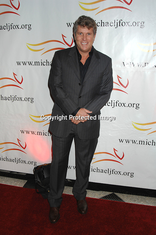 Donny Deutsche..arriving at The Michael J Fox Foundation for Parkinson's ..Research Benefit on November 11, 2006 at The Waldorf..Astoria Hotel. ..Robin Platzer, Twin Images