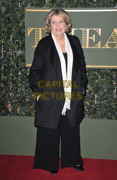 Anne Reid attends the London Evening Standard Theatre Awards 2015, The Old Vic, The Cut, London, England, UK, on Sunday 22 November 2015.<br /> CAP/CAN<br /> &copy;CAN/Capital Pictures