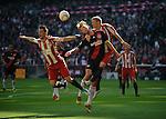 Fussball Bundesliga 2010/11: FC Bayern Muenchen - Bayer Leverkusen