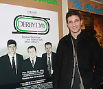 "Jake Silbermann on Opening Night on December 2, 2011 - New York, NY – The Camisade Theatre Company proudly presents their inaugural theatrical production, the World Premiere of ""Derby Day"" starring Jake Silbermann (ATWT), Malcolm Madera (AMC & GL), Jared Culverhouse and Beth Wittig. Derby Day runs from November 30 to December 17, 2011 in a limited engagement at The Clurman Theatre, located in the Theatre Row Complex at 410 West 42nd Street between 9th and 10th Avenues in New York City, New York. Camisade Theatre Company is founded by Jake Silbermann, Malcolm Madera and Samuel Brett Williams. (Photo by Sue Coflin/Max Photos)"