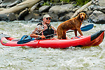 8/17/14 am Colorado River Guides Upper Colorado - Rancho Del Rio to State Bridge