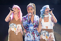 Sweet California live during VivaDial concert  at Wizink Center in Madrid, Spain September 09, 2017. (ALTERPHOTOS/Borja B.Hojas) /NortePhoto.com