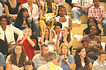 Glasgow High School's Class of 2007 celebrates its graduation at the Bob Carpenter Center in Newark, Monday, June 4, 2007.  <br /> Special to the News Journal - Julia Robertson
