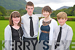 Enjoying the Killarney Rotary Club Young Musician of the Year summer showcase held in Muckross House on Thursday evening were Sinead and Peter Cottor, Killorglin, Marie Woulfe, Ballymac and Ewan Cotter, Killorglin.