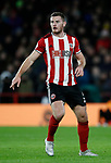 Jack O'Connell of Sheffield Utd during the Premier League match at Bramall Lane, Sheffield. Picture date: 10th January 2020. Picture credit should read: Simon Bellis/Sportimage