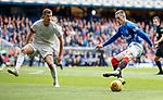 28.04.2019 Rangers v Aberdeen: Ryan Kent