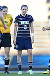 16 November 2012: Georgetown's Emily Menges. The Baylor University Bears played the Georgetown University Hoyas at Fetzer Field in Chapel Hill, North Carolina in a 2012 NCAA Division I Women's Soccer Tournament Second Round game. Baylor won the game 2-1 in overtime.