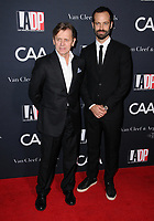07 October  2017 - Los Angeles, California - Mikhail Baryshnikov, Benjamin Millepied. L.A. Dance Project's Annual Gala held at LA Dance Project in Los Angeles.  <br /> CAP/ADM/BT<br /> &copy;BT/ADM/Capital Pictures