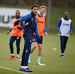 05.02.2019: Rangers training: Connor Goldson