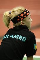 21-2-06, Netherlands, tennis, Rotterdam, ABNAMROWTT, Ballgirl