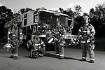 Mifflin Township Fire Department Promotional Shoot for the 2010 Levy