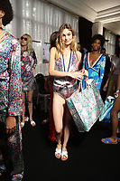 LEONARD PARIS <br /> show at Spring/Summer 2018 Ready-to-Wear Fashion Show at Paris Fashion Week in Paris, France in September 2017.<br /> CAP/GOL<br /> &copy;GOL/Capital Pictures
