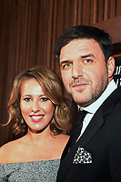 Ksenia Sobchak, Maksim Vitorgan (husband Ksenia Sobchak)<br /> Russian TV anchor, journalist, socialite and actress and celebrity presidential candidate running against Putin.<br /> **FILE PHOTO FROM 2016**<br /> ** NOT FOR SALE IN RUSSIA or FSU **<br /> CAP/PER<br /> &copy;PER/CapitalPictures