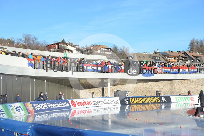 SPEED SKATING: COLLALBO: Arena Ritten, 11-01-2019, ISU European Speed Skating Championships, ©photo Martin de Jong