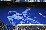 Frank Lampard flag before the start of the Premier League match at Stamford Bridge, London. Picture date: 30th November 2019. Picture credit should read: Robin Parker/Sportimage