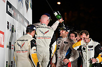 IMSA WeatherTech SportsCar Championship<br /> Motul Petit Le Mans<br /> Road Atlanta, Braselton GA<br /> Saturday 7 October 2017<br /> 25, BMW, BMW M6, GTLM, Bill Auberlen, Kuno Wittmer<br /> World Copyright: Richard Dole<br /> LAT Images<br /> ref: Digital Image RDPLM461