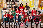Senior Infants pupils in Glenderry national school enjoyed their Christmas concert on Friday morning.