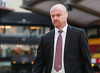 Burnley's manager Sean Dyche<br /> <br /> Photographer Andrew Kearns/CameraSport<br /> <br /> The Premier League - Watford v Burnley - Saturday 19 January 2019 - Vicarage Road - Watford<br /> <br /> World Copyright © 2019 CameraSport. All rights reserved. 43 Linden Ave. Countesthorpe. Leicester. England. LE8 5PG - Tel: +44 (0) 116 277 4147 - admin@camerasport.com - www.camerasport.com