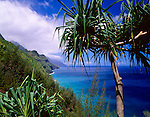 Na Pali Coast State.North Shore, Kauai Island, Hawaii