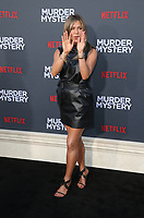LOS ANGELES, CA - JUNE 10: Jennifer Aniston, at the Los Angeles Premiere Screening of Murder Mystery at Regency Village Theatre in Los Angeles, California on June 10, 2019. <br /> CAP/MPIFS<br /> ©MPIFS/Capital Pictures