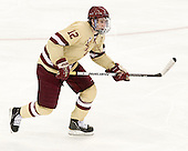 Kevin Hayes (BC - 12) - The Boston College Eagles defeated the University of Minnesota Golden Gophers 6-1 in their 2012 Frozen Four semi-final on Thursday, April 5, 2012, at the Tampa Bay Times Forum in Tampa, Florida.