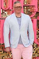 Giles Deacon<br /> arrives for the World Premiere of &quot;Absolutely Fabulous: The Movie&quot; at the Odeon Leicester Square, London.<br /> <br /> <br /> &copy;Ash Knotek  D3137  29/06/2016