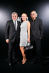 Sidney Toledano and Patrick Demarchelier , Oct 28, 2014 : the 'Esprit Dior' Opening Reception on October 28, 2014 in Tokyo, Japan