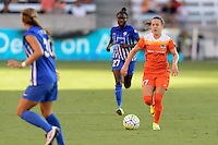 Houston, TX - Sunday Sept. 11, 2016: Andressa Machry during a regular season National Women's Soccer League (NWSL) match between the Houston Dash and the Boston Breakers at BBVA Compass Stadium.