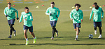Real Madrid's Bale, Casemiro, Jovic, Marcelo and Vinicius Jr. during training session. <br /> November 25 ,2019.<br /> (ALTERPHOTOS/David Jar)