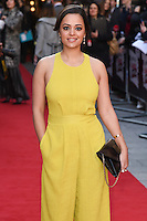 Aysha Kala<br /> at the Empire magazine Film Awards 2016 held at the Grosvenor House Hotel, London<br /> <br /> <br /> ©Ash Knotek  D3100 20/03/2016