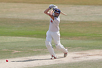 Nick Browne in batting action for Essex during Essex CCC vs Somerset CCC, Specsavers County Championship Division 1 Cricket at The Cloudfm County Ground on 28th June 2018