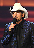 08 November 2017 - Nashville, Tennessee - Brad Paisley. 51st Annual CMA Awards, Country Music's Biggest Night, held at Bridgestone Arena.  <br /> CAP/ADM/LF<br /> &copy;LF/ADM/Capital Pictures