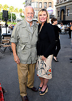 BEVERLY HILLS - AUGUST 7: Gerald McRaney and Kim Cattrall attend the FOX 2019 Summer TCA All-Star Party on New York Street on the FOX Studios lot on August 7, 2019 in Los Angeles, California. (Photo by Vince Bucci/FOX/PictureGroup)