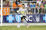 14 September 2013: Tampa Bay's Diego Restrepo. The Carolina RailHawks played the Tampa Bay Rowdies at WakeMed Stadium in Cary, North Carolina in a North American Soccer League Fall 2013 Season regular season game. The game ended in a 2-2 tie.