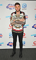 James Arthur at the Capital FM Summertime Ball 2018, Wembley Stadium, Wembley Park, London, England, UK, on Saturday 09 June 2018.<br /> CAP/CAN<br /> &copy;CAN/Capital Pictures