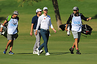 Will Besseling (NED) on the 5th fairway during Round 1 of the Challenge Tour Grand Final 2019 at Club de Golf Alcanada, Port d'Alcúdia, Mallorca, Spain on Thursday 7th November 2019.<br /> Picture:  Thos Caffrey / Golffile<br /> <br /> All photo usage must carry mandatory copyright credit (© Golffile | Thos Caffrey)