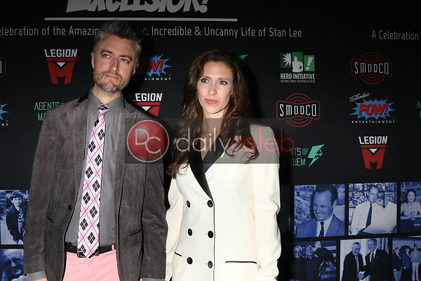 """Sean Gunn, Guest<br /> at """"Excelsior! A Celebration of the Amazing, Fantastic, Incredible & Uncanny Life of Stan Lee,"""" TCL Chinese Theater, Hollywood, CA 01-30-19<br /> David Edwards/DailyCeleb.com 818-249-4998"""