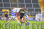 Ambrose O'Donovan Dr. Crokes in action against  Castlehaven in the Munster Senior Club Final at Pairc Ui Caoimh on Sunday
