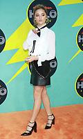 NEW YORK, NY - NOVEMBER 4: Lizzy Greene at the 2017 Nickelodeon Halo Awards at Pier 36 in New York City on November 4, 2017. Credit: RW/MediaPunch