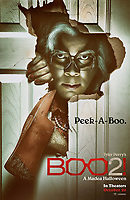 Boo 2! A Madea Halloween (2017) <br /> POSTER ART<br /> *Filmstill - Editorial Use Only*<br /> CAP/FB<br /> Image supplied by Capital Pictures