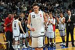Mannheim 17.01.2009, NBBL Team Nord Jonas Wohlfarth-Battermann wurde als bester Spieler gew&auml;hlt im Spiel NBBL S&uuml;d - NBBL Nord beim BBL Allstar Day in der SAP Arena<br /> <br /> Foto &copy; Rhein-Neckar-Picture *** Foto ist honorarpflichtig! *** Auf Anfrage in h&ouml;herer Qualit&auml;t/Aufl&ouml;sung. Belegexemplar erbeten.