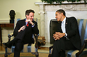 11 March 2009 - Washington, DC - President Barack Obama meets with Treasury Secretary Timothy Geithner in the Oval Office of the White House to get a daily economic briefing.  Photo Credit:  Gary Fabiano/Sipa PressWashington, DC - March 11, 2009 -- United States President Barack Obama meets with U.S. Secretary of the Treasury Timothy Geithner in the Oval Office of the White House in Washington, D.C. on Wednesday, March 11, 2009 to get a daily briefing on the state of the economy.  .Credit: Gary Fabiano - Pool via CNP