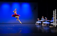 Academy of Russian Ballet dress rehearsal